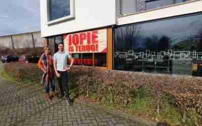 Juichende reacties op terugkeer snackbar Jopie in Veghel: 'Beste nieuws van 2021′
