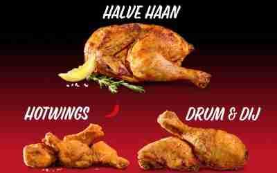 American Fried Chicken kipspecialiteiten terug in het assortiment